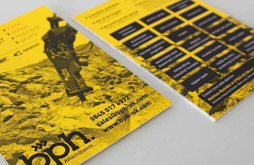 Printed A5 Leaflets