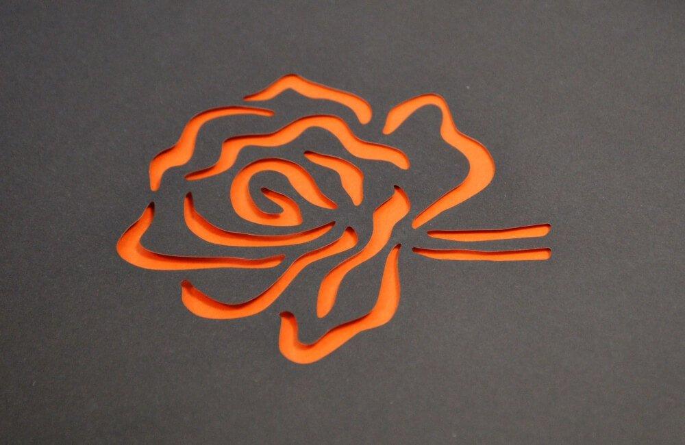 Laser Cut Emblem