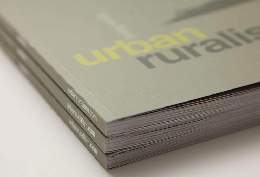 Example Of Perfect Bound Brochure Printing