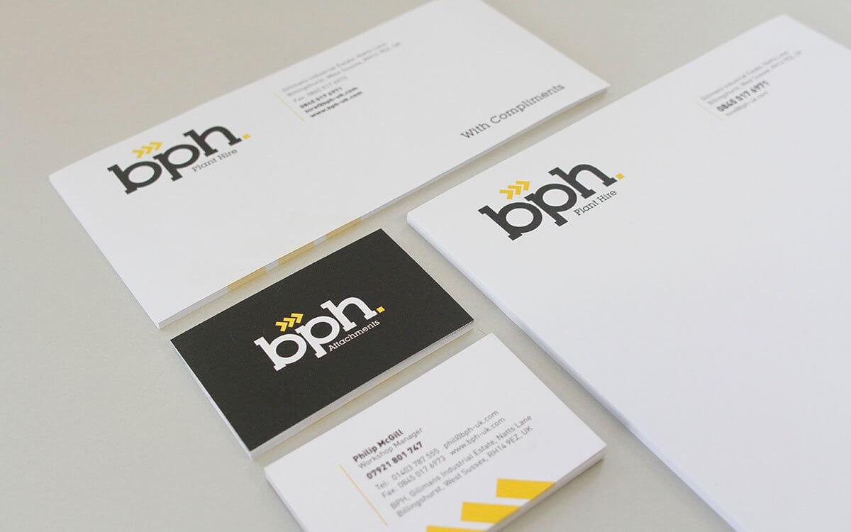 Corporate Branding Stationery Set