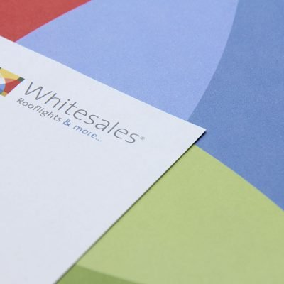 Double Sided Letterhead