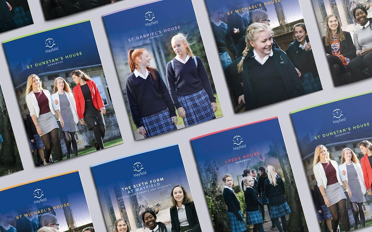 Digital Printed Brochures
